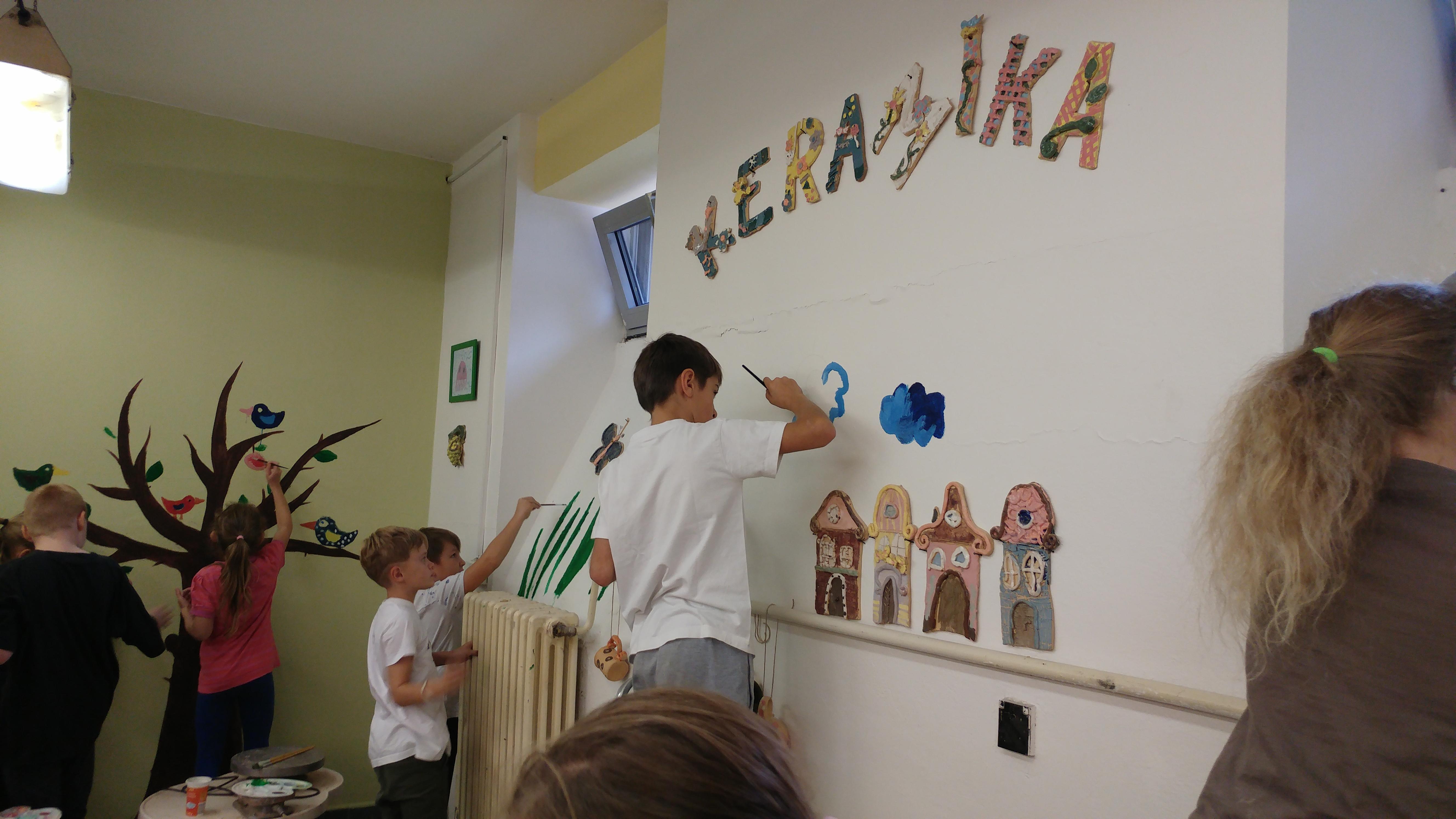 Malujeme třídu